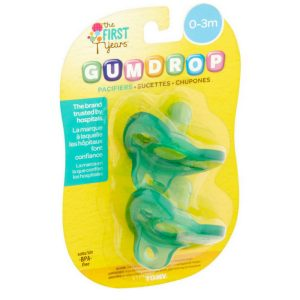 Baby King Pacifier Convenient Carrying Case 1 ea Pack of 2